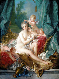 François Boucher - The beauty of Venus
