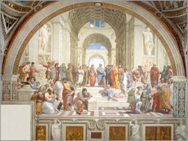 Raffael - The School of Athens