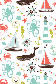 Kidz Collection - The seafaring