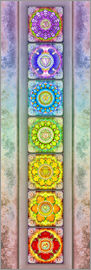 Dirk Czarnota - The Seven Chakras - Series III -Artwork II