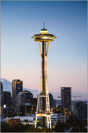 Matteo Colombo - The Space Needle, Seattle, USA