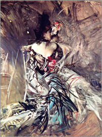 Giovanni Boldini - The Spaniard from