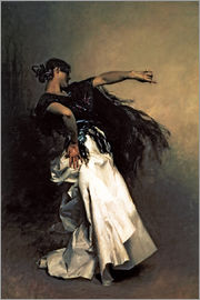 John Singer Sargent - The Spanish Dancer