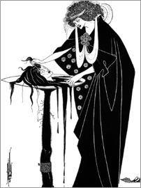 Aubrey Vincent Beardsley - The Dancer's Reward