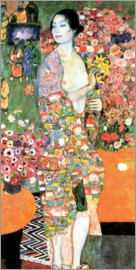Gustav Klimt - The Dancer