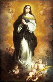 Bartolome Esteban Murillo - The Immaculate Conception