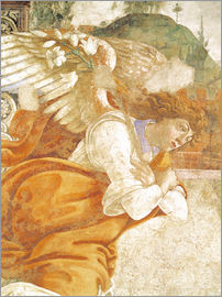 Sandro Botticelli - The Annunciation