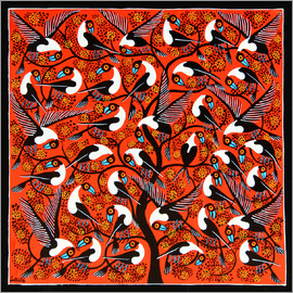 Saidi - The wild flock of birds