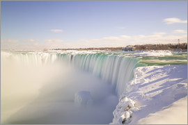Mike Clegg Photography - Winters at Niagara Falls