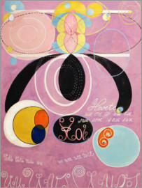 Hilma af Klint - The Ten Greatest # 6