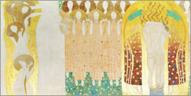 Gustav Klimt - This kiss for the whole world