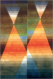 Paul Klee - Double Tent