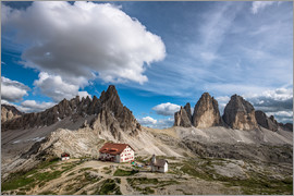 Achim Thomae - Tre Cime Dolomite Alps South Tyrol