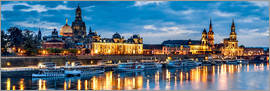 Art Couture - Dresden at night