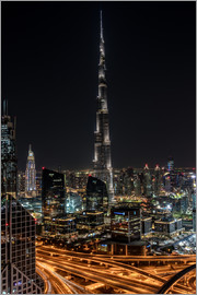 Achim Thomae - Dubai Skyline - United Arab Emirates