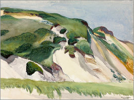 Edward Hopper - Dune at Truro