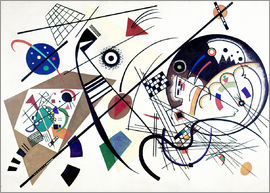 Wassily Kandinsky - Continuous Line