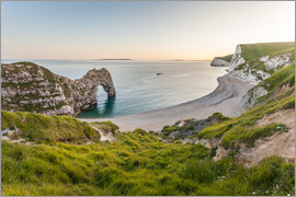 Christian Müringer - Durdle Door at the Jurassic Coast (England)