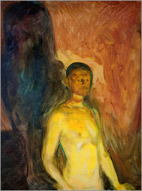 Edvard Munch - Edvard Munch in hell
