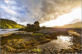 Dieterich Fotografie - Eilean Donan Castle in the Highlands, Scotland
