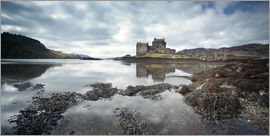 Matteo Colombo - Eilean Donan Castle in the Highlands of Scotland