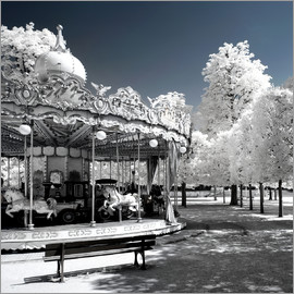 Philippe HUGONNARD - Another Look - Parisian Carousel