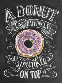 Lily & Val - A Donut is Happiness