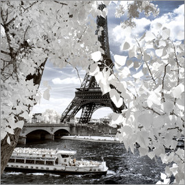 Philippe HUGONNARD - Another Look - Boat ride Paris