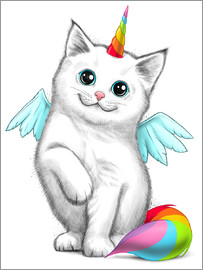 Nikita Korenkov - Cat unicorn