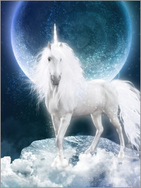 Dolphins DreamDesign - Unicorn - Magicmoon