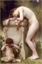 William Adolphe Bouguereau - Elegy