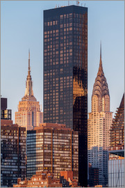 Sascha Kilmer - Empire State und Chrysler Building
