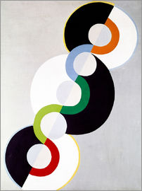 Robert Delaunay - endless rhythm