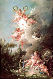 François Boucher - Angel