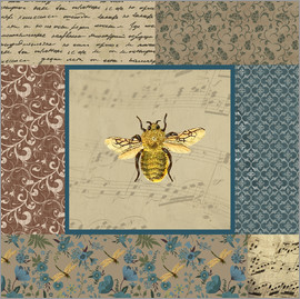 Gail Fraser - English Manor Bee