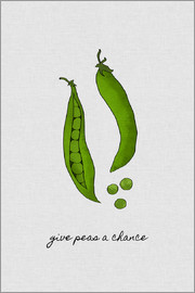 Orara Studio - Give Peas A Chance