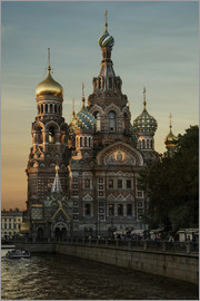 Jaroslaw Blaminsky - Cathedral of the Savior in Sankt Petersburg