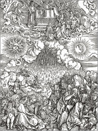 Albrecht Dürer - Opening of the sixth seal