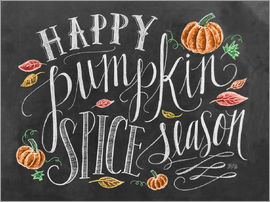 Lily & Val - Happy Pumpkin Spice Season