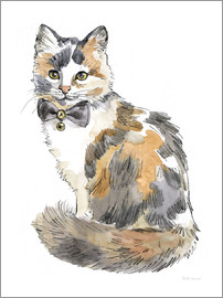 Beth Grove - Fancy Cats II