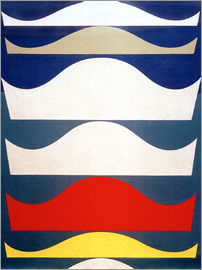 Sophie Taeuber-Arp - Colored gradation
