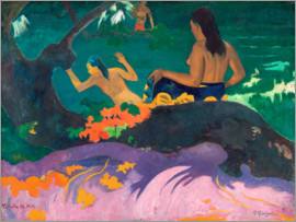 Paul Gauguin - Fatata te miti (Inspired by the sea)