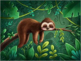 Elena Schweitzer - Little Sloth