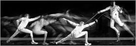 Hilde Ghesquiere - Fencing #1