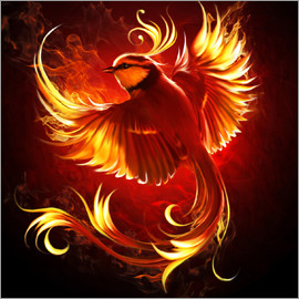 Elena Dudina - Fire Bird