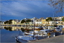 Chris Seba - Fishing village Porto Colom