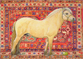 Ditz - The Carpet Horse