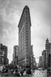 Axiom RF - Flatiron building, New York City