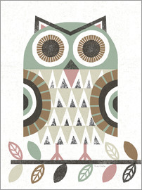 Michael Mullan - Folk Lodge Owl