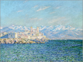 Claude Monet - Fort in Antibes